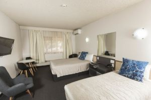 Belconnen Way Motel and Serviced Apartments - Tourism Canberra