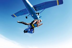 Skydive the Beach and Beyond Yarra Valley - Tourism Canberra