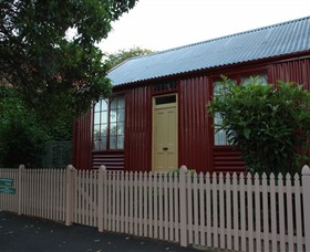 19th Century Portable Iron Houses - Tourism Canberra