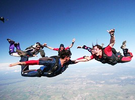 Skydive Maitland - Tourism Canberra
