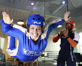 iFly Indoor Skydiving - Tourism Canberra