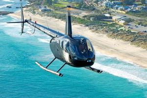 Perth Beaches Helicopter Tour from Hillarys Boat Harbour - Tourism Canberra