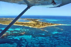 Rottnest Island  Perth City Scenic Flight - Tourism Canberra
