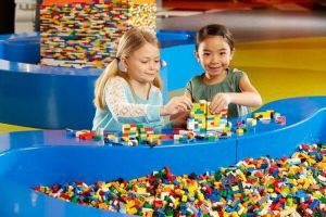 LEGOLAND Discovery Centre Melbourne General Entry Ticket - Tourism Canberra
