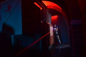 Lazer Tag at Game Over on the Gold Coast - Tourism Canberra