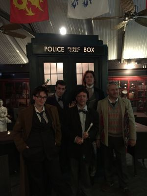 Dr Who Quiz Night - Tourism Canberra