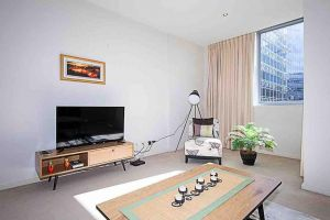 Spacious 1BR Stylish New Acton Apartment Parking - Tourism Canberra