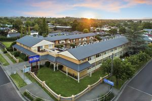 City Centre Motor Inn - Tourism Canberra
