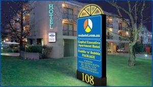 Capital Executive Apartment Hotel - Tourism Canberra