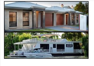 Renmark River Villas and Boats  Bedzzz - Tourism Canberra
